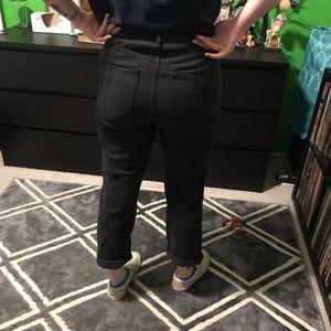PacSun Jeans - Black pac sun mom jeans
